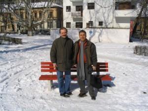 Paul en Norman
